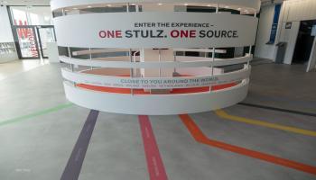 Stulz: Interaktiver Showroom in Hamburg eröffnet