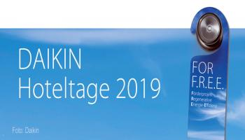 Daikin Hoteltage 2019