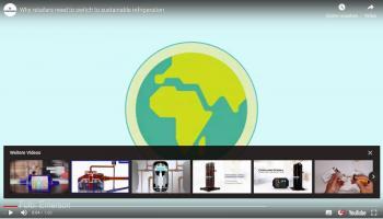Emerson: Videoserie über nachhaltige Kältelösungen