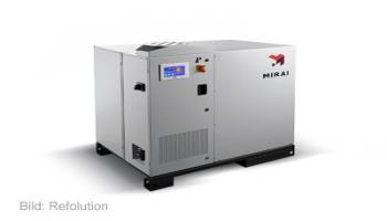 Refolution: Für Anwendungen unter -40°C bis -160°C