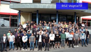 BSZ Vogtland: Erfolgreicher Start des ersten Ausbildungsjahres